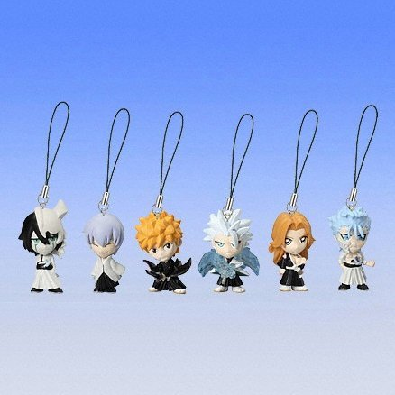 Bleach EX 2 Phone Strap Gashapon