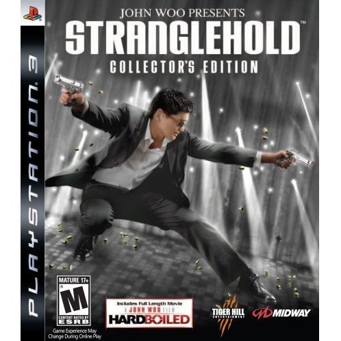 Stranglehold [Collector's Edition]