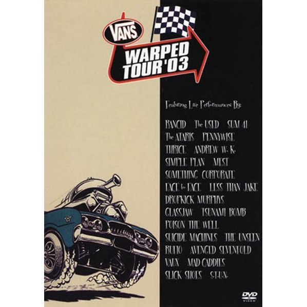 Warped Tour 2003 [Limited Low-priced Edition]