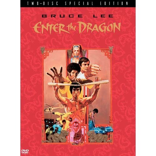 Enter The Dragon Director's Cut Edition [Limited Pressing]