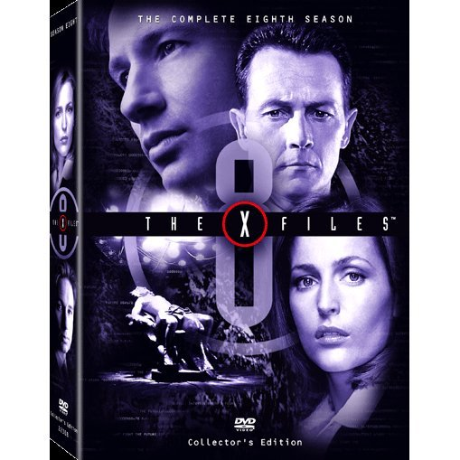 The X-Files Complete Eighth [Collector's Edition]