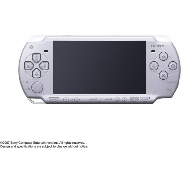PSP PlayStation Portable Slim & Lite - Lavender Purple (PSP-2000LP)