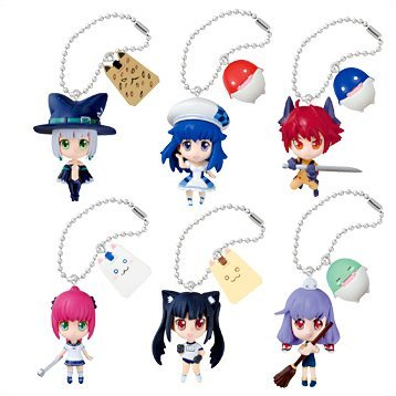 Sukatto Golf Pangya Keychain Gashapon