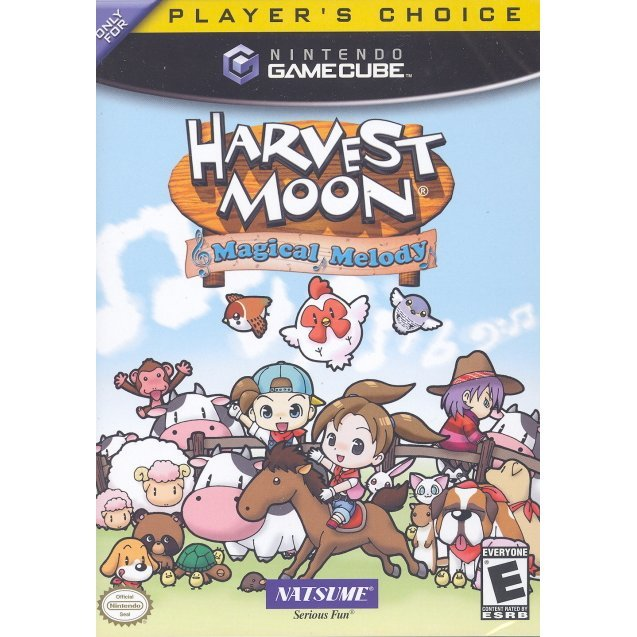 Harvest Moon: Magical Melody (Player's Choice)