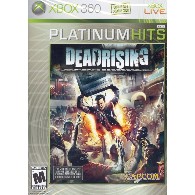 Dead Rising (Platinum Hits)