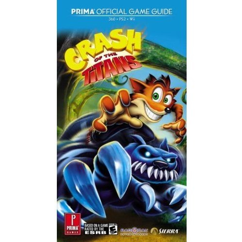 Crash of the Titans: Prima Official Game Guide
