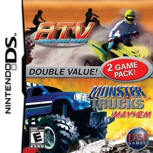 ATV: Thunder Ridge Riders / Monster Truck Mayhem
