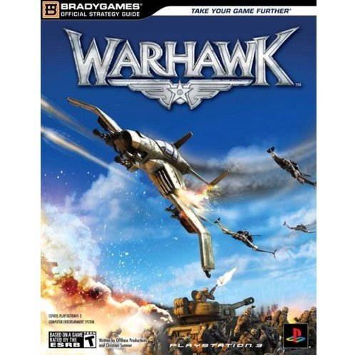 Warhawk Official Strategy Guide