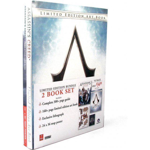 Assassin's Creed Limited Edition Bundle [Guide + Artbook]