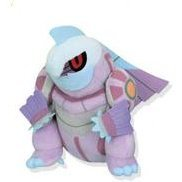 Pocket Monster Diamond & Pearl Plush Doll: Parukia (Theater Version)