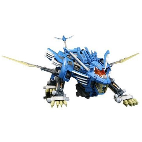 Zoids Command 1/72 Fine Scale Pre-Painted Plastic Model Kit:  Blade Liger (Re-run)