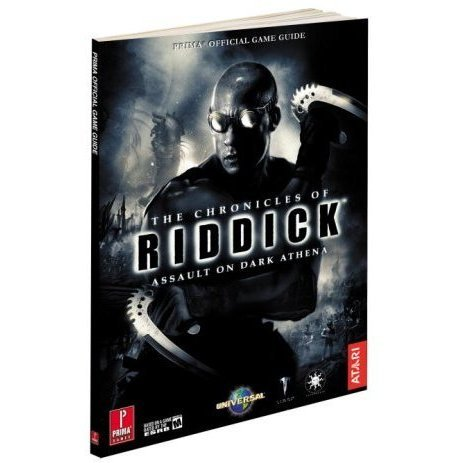 The Chronicles of Riddick: Assault on Dark Athena Prima Official Game Guide