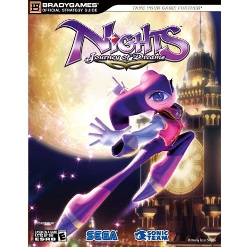 NiGHTS: Journey of Dreams Official Strategy Guide