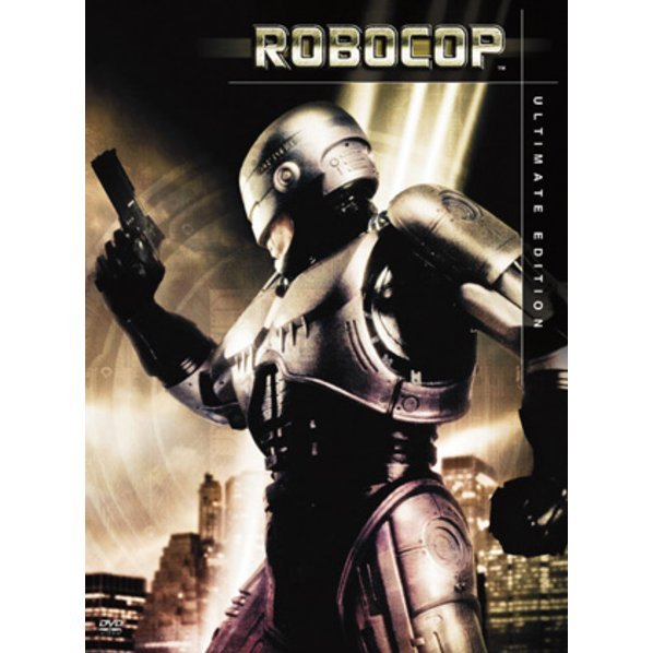 Robocop New Ultimate Edition [Limited Edition]