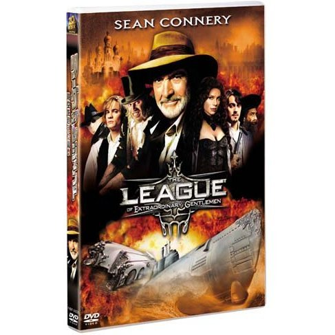 The League Of Extraordinary Gentlemen [Limited Edition]