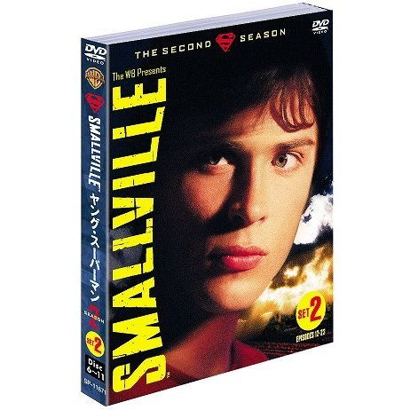 Smallville 2nd Set1