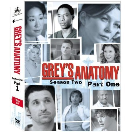 Grey's Anatomy Season 2 Collector's Box Part 1
