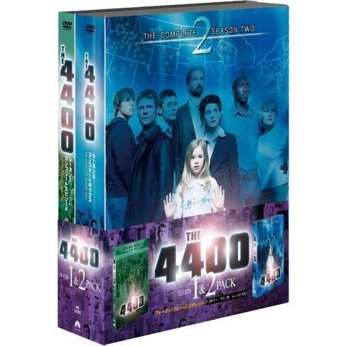 The 4400 -Forty Four Hundred- Season 1 & 2 [Limited Edition]