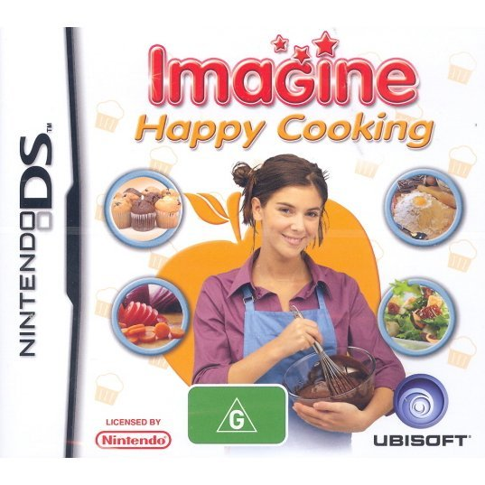 Imagine: Happy Cooking