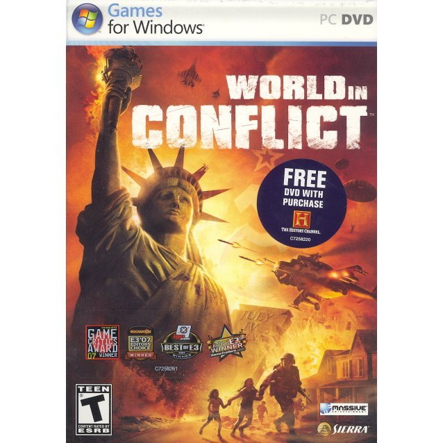 World in Conflict (DVD-ROM)