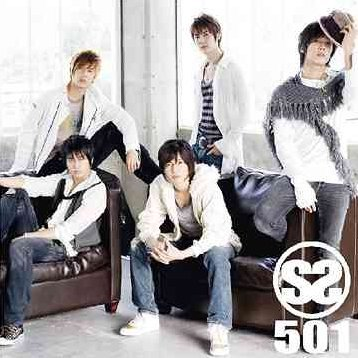 Ss501 [CD+DVD Limited Edition Type A]
