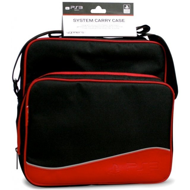 4Gamers System Carry Case (Red)