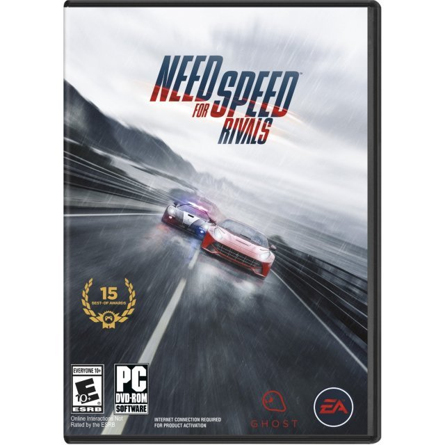 Need for Speed Rivals (DVD-ROM)