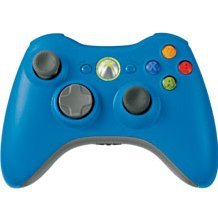 Xbox 360 Wireless Controller (Blue)