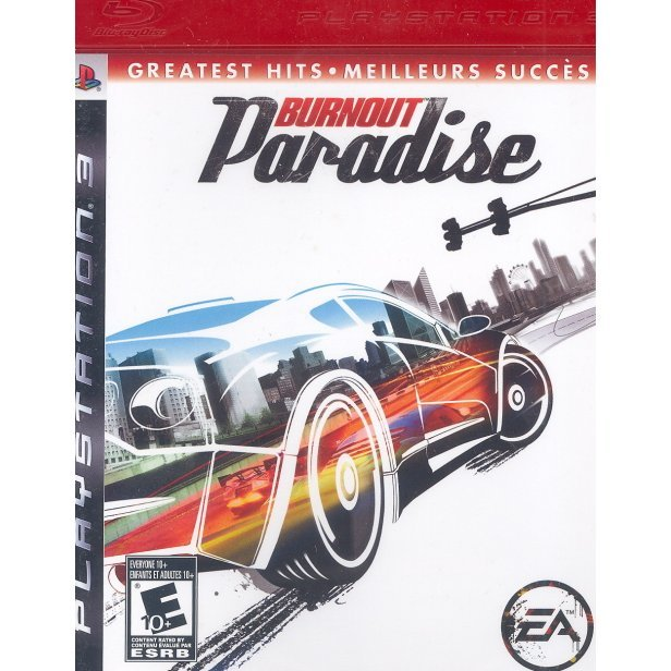 Burnout: Paradise (Greatest Hits)