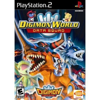 Digimon World: Data Squad
