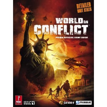 World in Conflict: Prima Official Game Guide