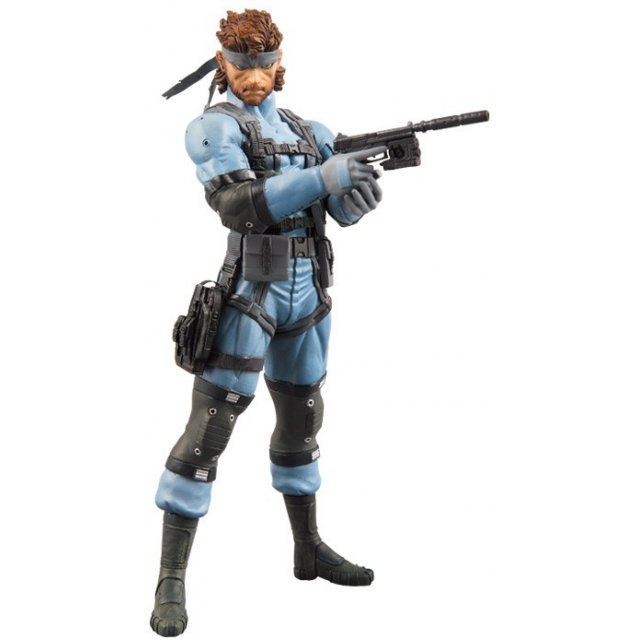 Ultra Detail Figure - Metal Gear Solid 20th Anniversary: Snake (MGS 2 Version)
