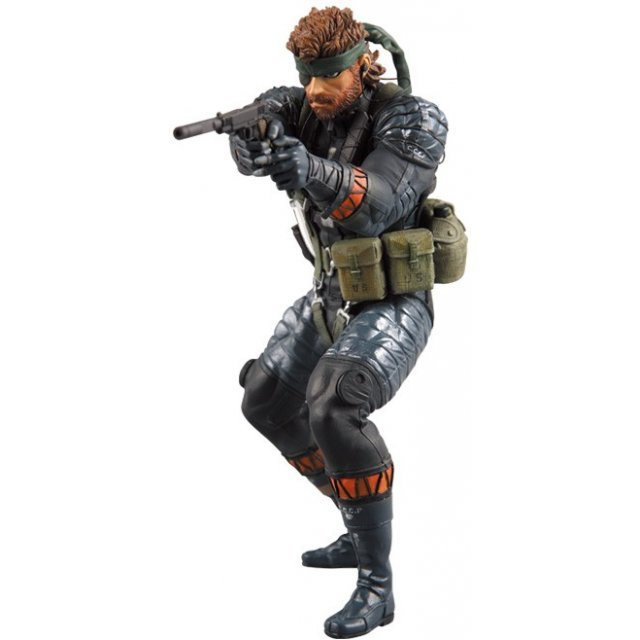 Ultra Detail Figure - Metal Gear Solid 20th Anniversary: Snake (MGS 3 Version)