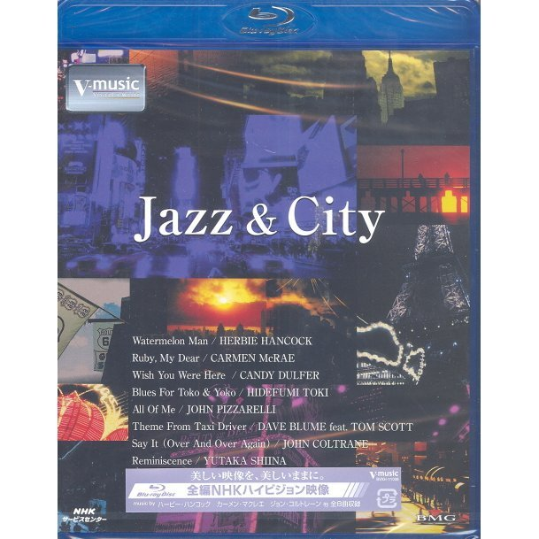 Jazz & City V-music10