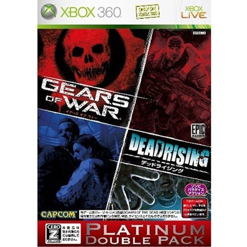 Dead Rising + Gears of War (Platinum Double Pack)