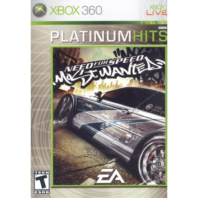 Need for Speed: Most Wanted (Platinum Hits)