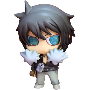 Togainu No Chi: True Blood 6 Inch Designer Vinyl Figure: Akira