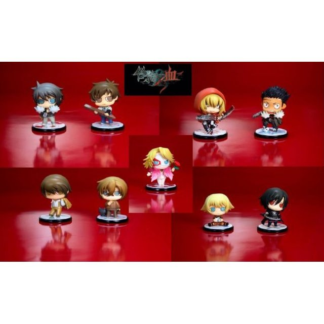 Togainu no Chi: True Blood - One Coin Figures (Re-run)
