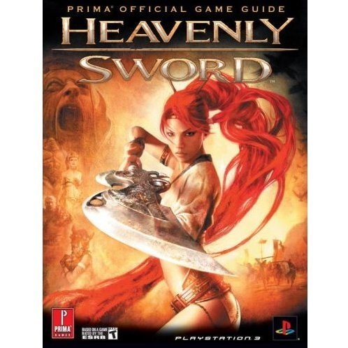 Heavenly Sword: Prima Official Game Guide