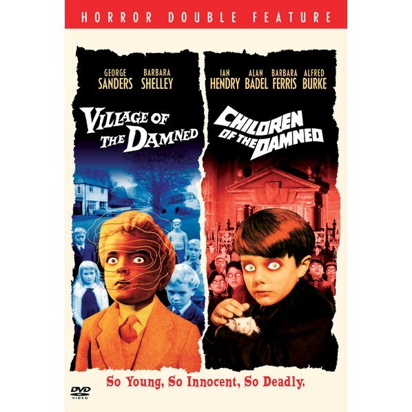 Village Of The Damned & Children Of The Damned [Limited Pressing]