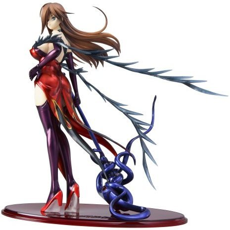 Excellent Model Core Queen's Blade P-4 1/8 Scale  Pre-painted PVC Figure: Nix