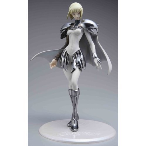 Excellent Model No. 47 - Claymore 1/8 Scale Pre-painted PVC Figure: Clare (Re-run)