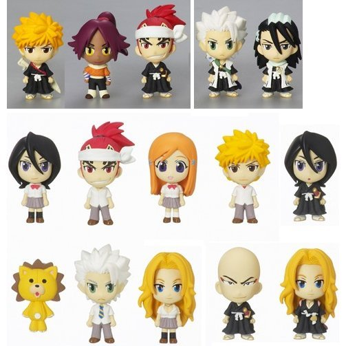 Bleach Chara Fortune MIX Trading Figure