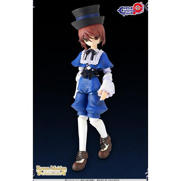 Rozen Maiden Traumend Costuma P Pre-Painted PVC Figure: Souseiseki