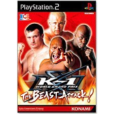 K-1 World Grand Prix - The Beast Attack!