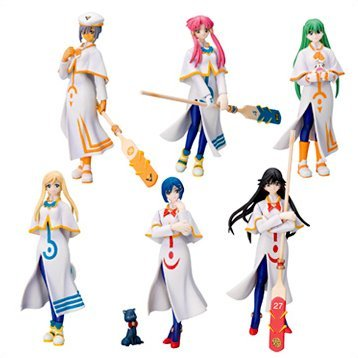 SR Aria The Natural Figure Collection Gashapon
