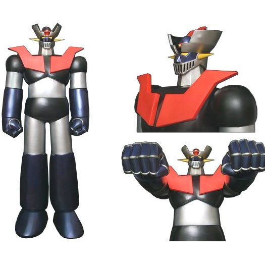 Great Mazinger Pre-Painted Soft Vinly Figure: Mazinger Z