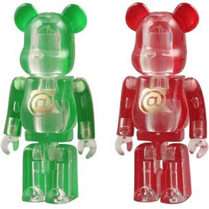 Happy Merry Xmas Be@rbrick 2007 Set