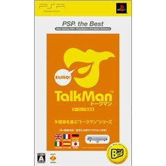 Talkman Euro (w/ Microphone) (PSP the Best)