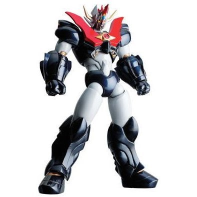 Revoltech Series No. 016 - Mazinkaiser Pre-Painted Action Figure: Mazinkaiser (Re-run)